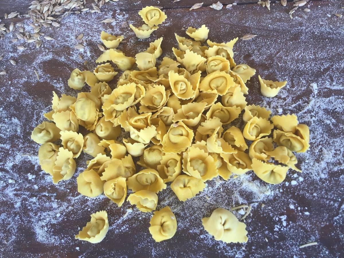 Mille e una pasta: la differenza con i tortellini