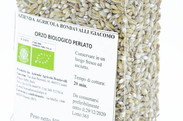 Orzo Perlato - Boaria Bassa