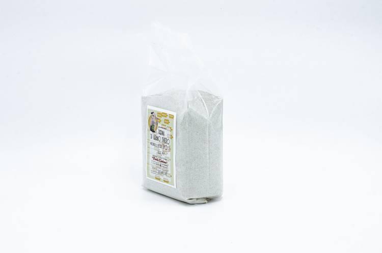 Farina di grano tenero Tipo 1 - Fondo Cantone