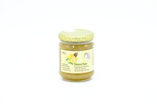 Crema di Miele al Limone - Bee-Fruits