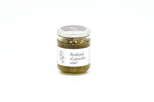 Mostarda di Pomodori Verdi - Az. Agr. Loghino Vittoria