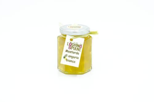 Mostarda di Anguria Bianca - Az. Agr. Loghino Sei Piane
