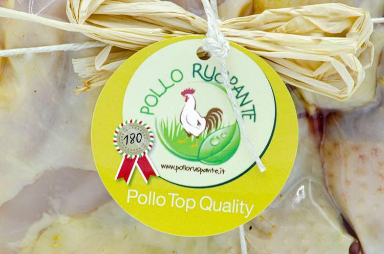 Pollo da Pascolo - Pollo Ruspante