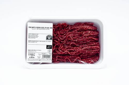 Macinato bovino - Fattorie S. Lorenzo