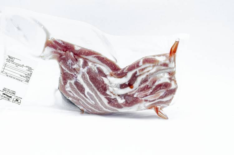 Pancetta a Fette - Az. Agr. Tenca