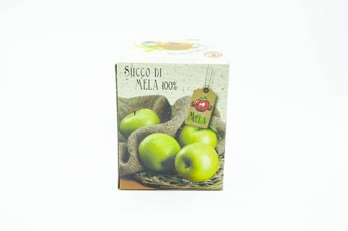 Succo di mele Pink Rose filtrato in Bag in Box da 3 Lt - Az. Agr. P. Franzoni