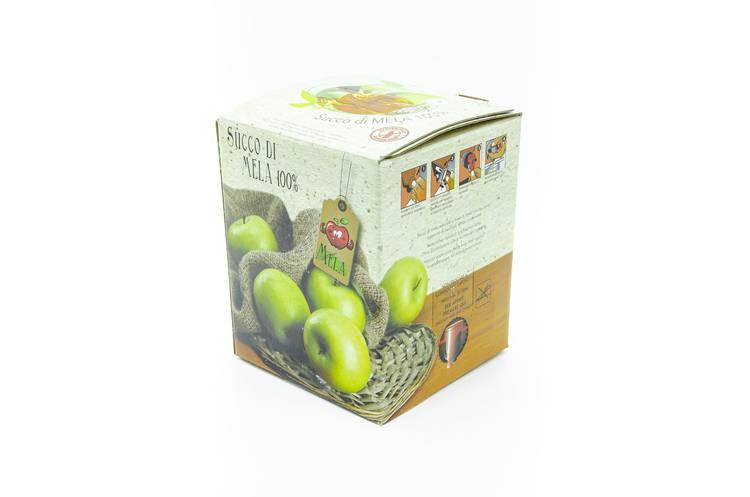 Succo di mele campanine in Bag in Box da 3 Lt - Az. Agr. P. Franzoni