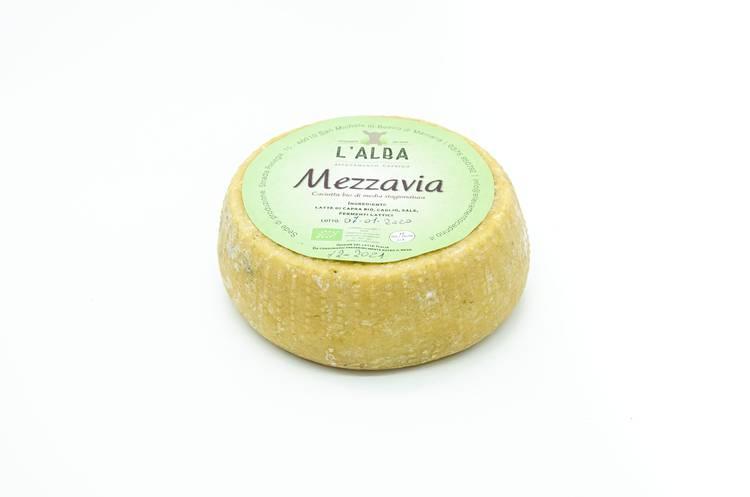 Mezzavia - Az. Agr. L'Alba Allevamento caprino