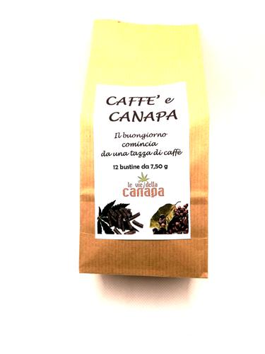 Caffé e Canapa - Az. Agr. Le Vie della Canapa