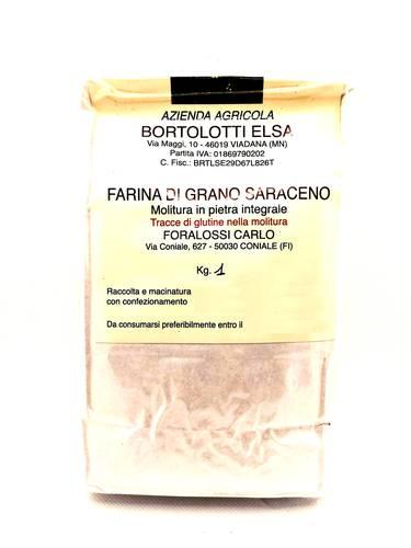 Farina di grano saraceno - Az Agr Elsa Bortolotti