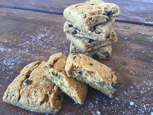 Frollini al Cioccolato con farina di farro integrale macinata a pietra - Az. Agr. Brado e le Strie