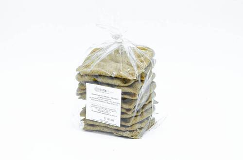 Schiacciatine di grani antichi - Az. Agr. Brado e le Strie