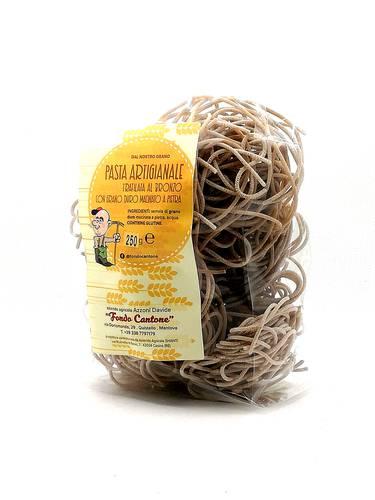 Spaghetti - Fondo Cantone
