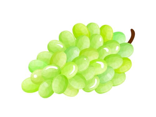 Uva bianca con semi  - Az. Agr. Bodini Emanuele